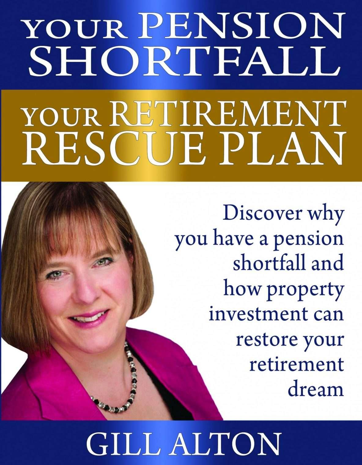 Your Pension Shortfall Your Retirement Rescue Plan