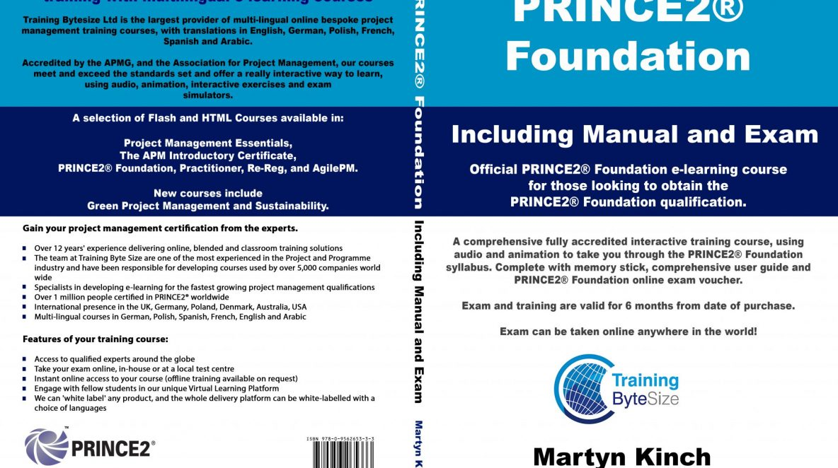 PRINCE2® Foundation Cover