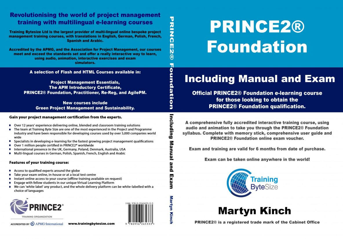 Prince2 Foundation Book