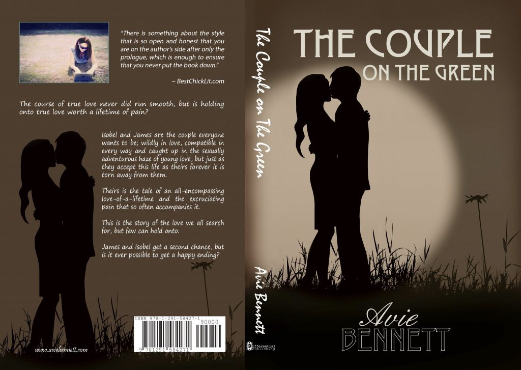 The Couple on the Green Final Cover