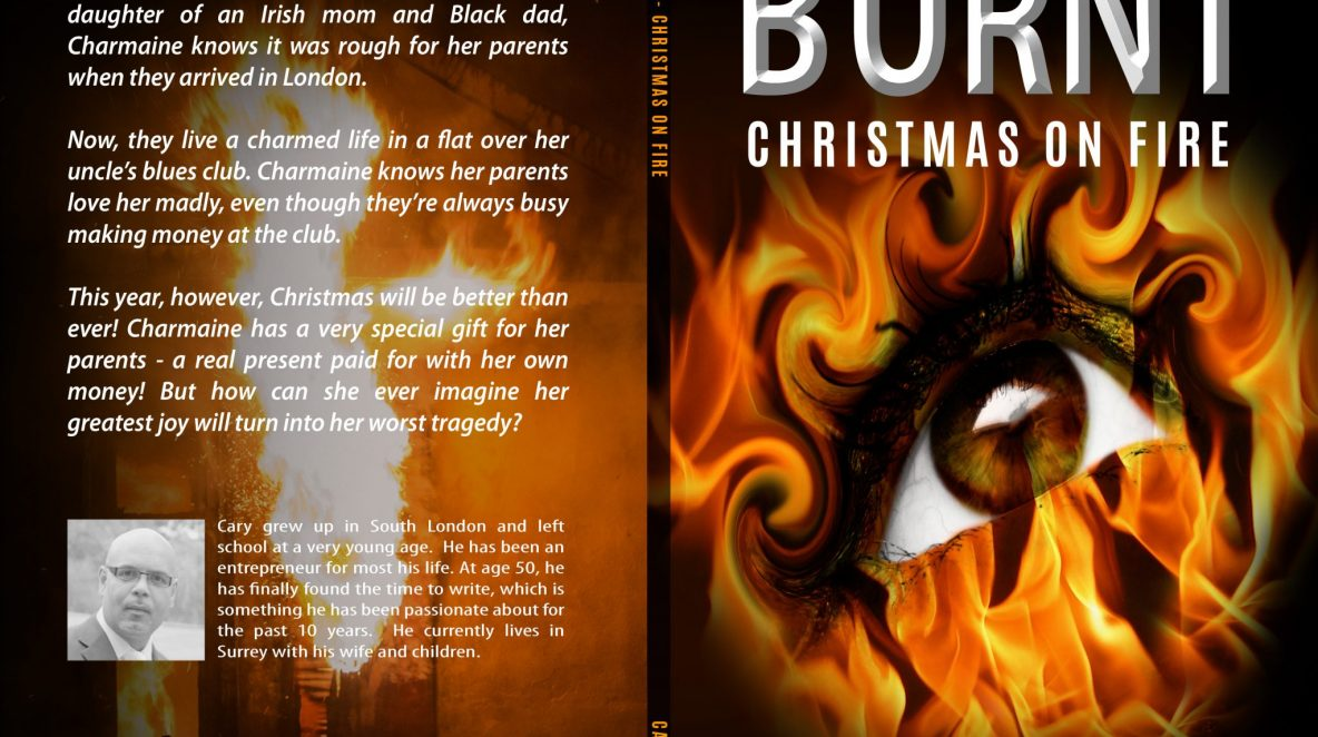 Burnt - Christmas on Fire Final Cover