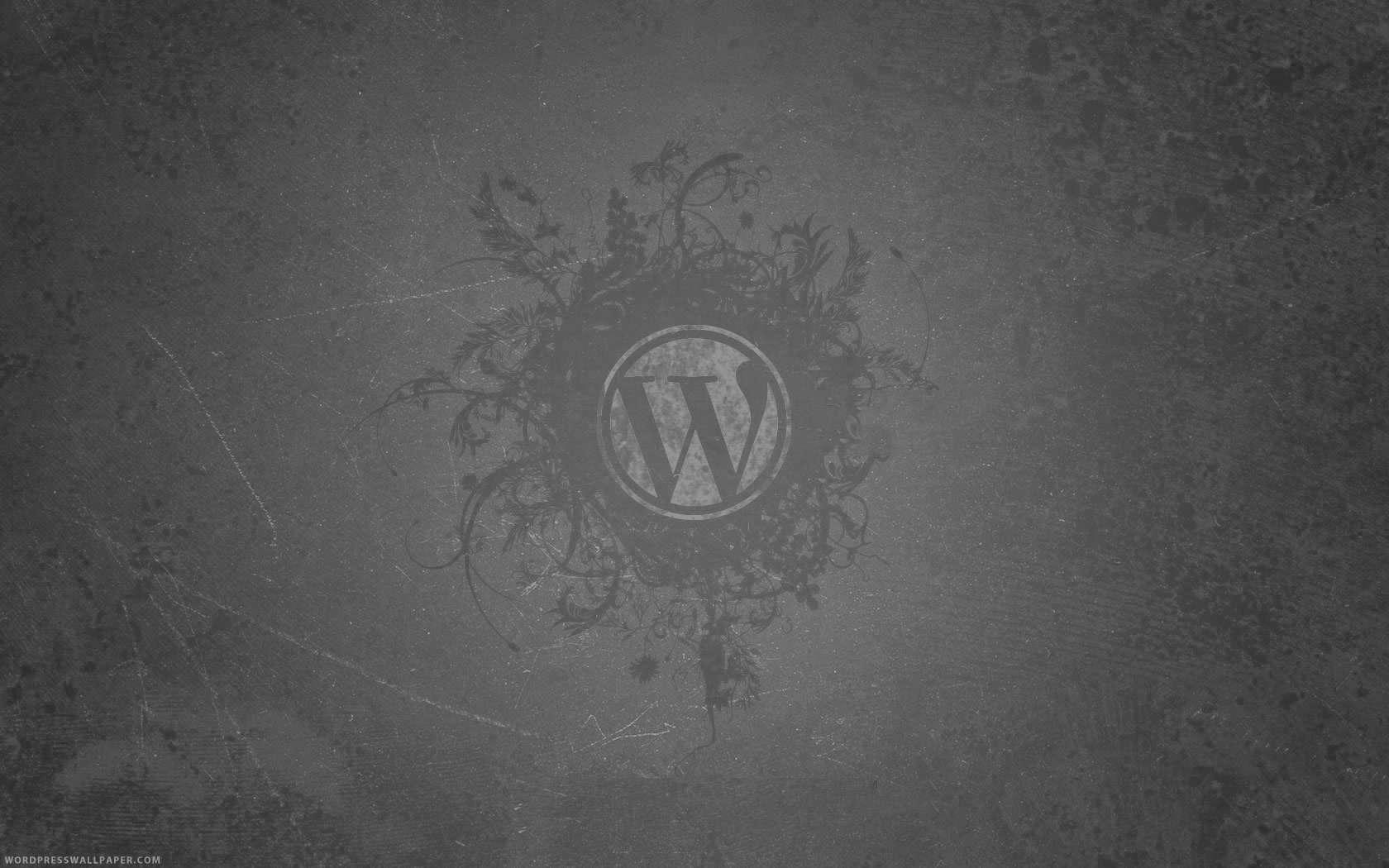WordPress Grey