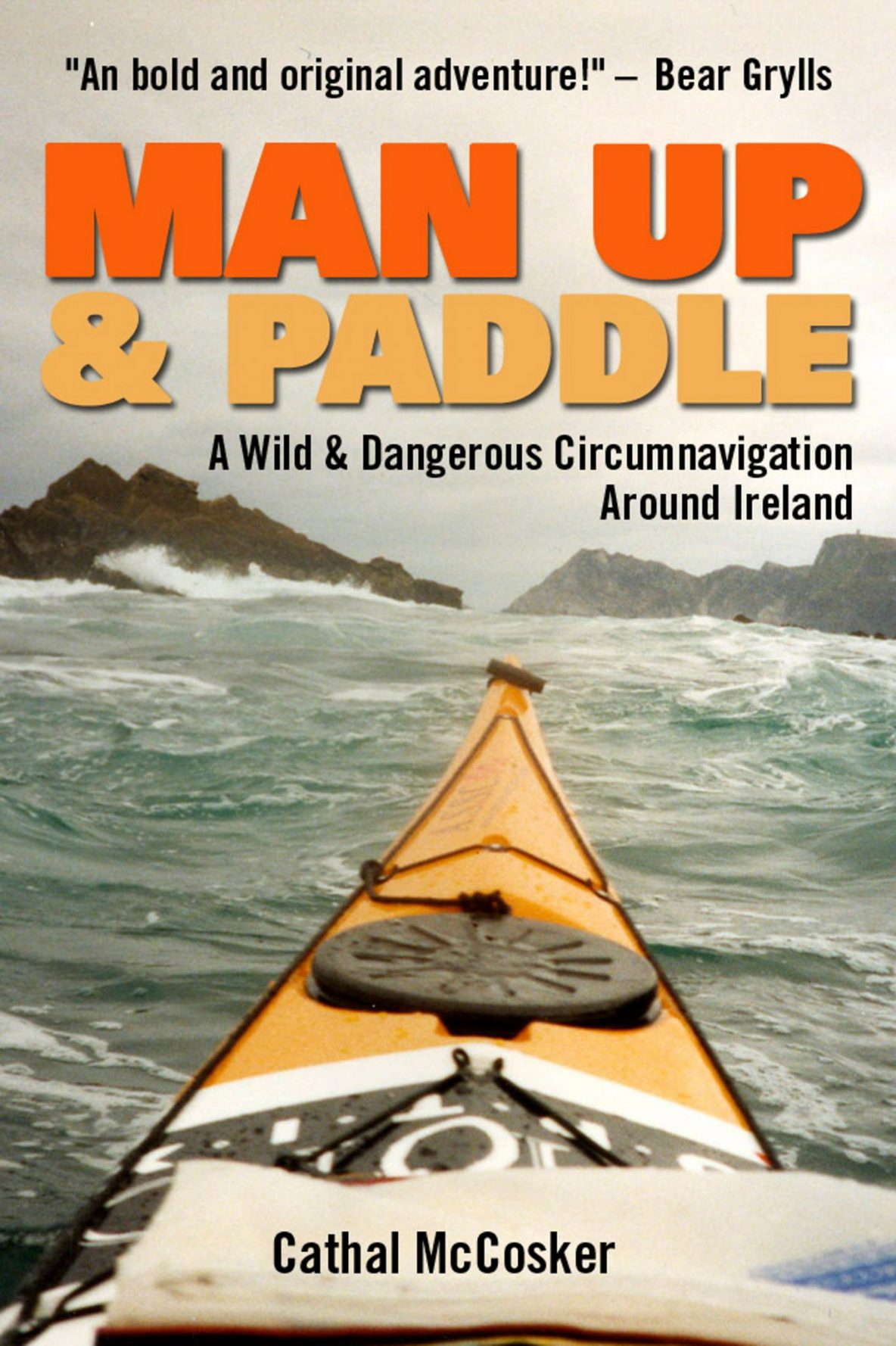Man Up and Paddle