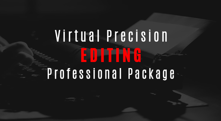 Author Editing Services