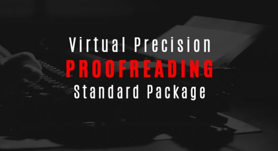 Author Proofreading Services