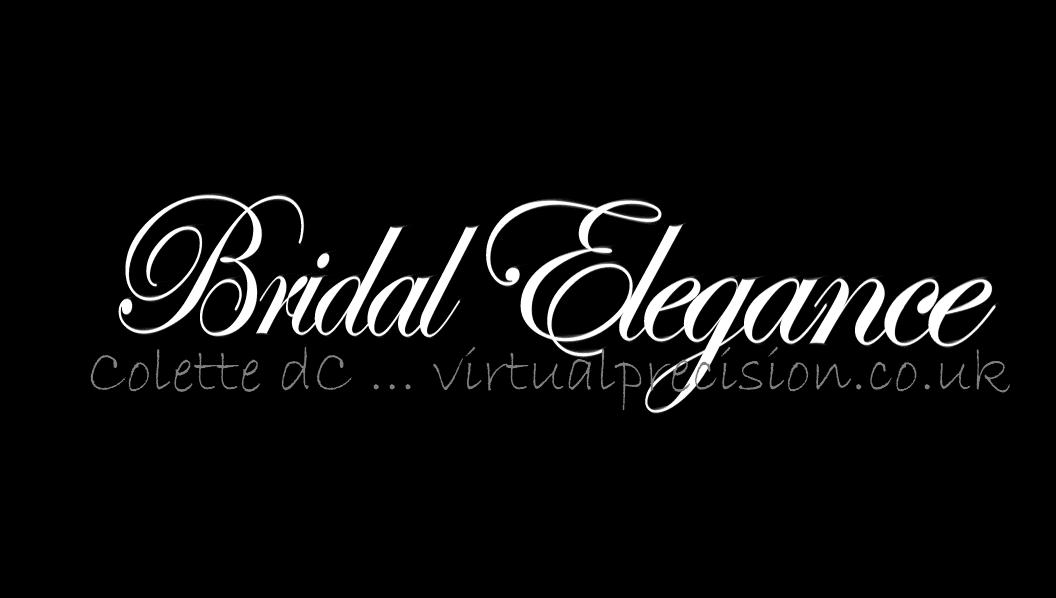 Bridal Elegance sample logo