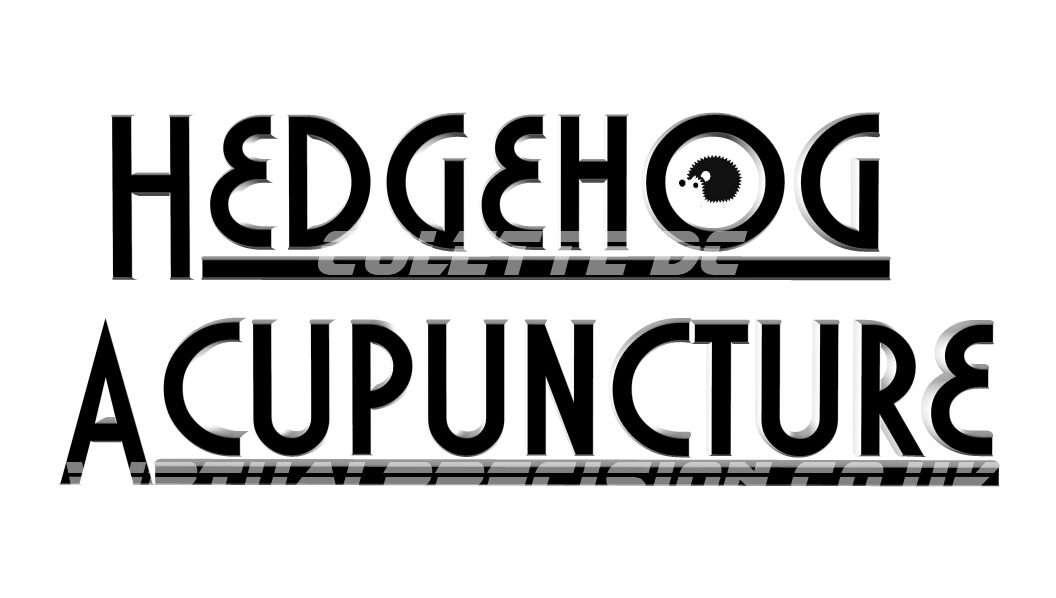 HedgeHog Acupuncture Sample Logo