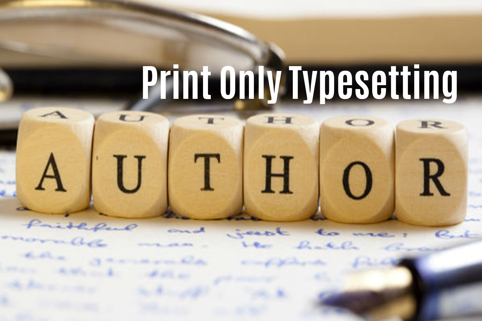 Print-Only-Typesetting