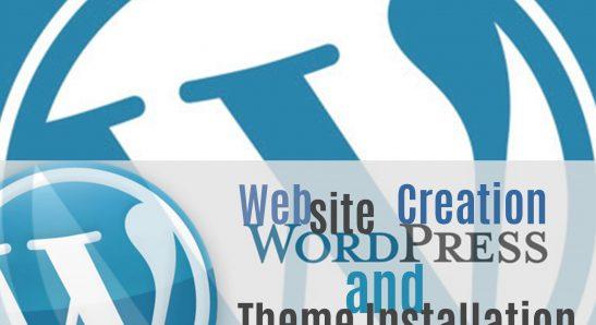 WordPress Website Creation