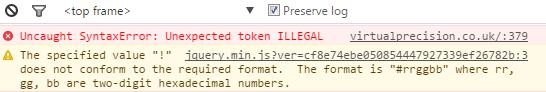 Creative Premium Illegal JS