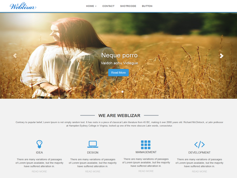 weblizar-wordpress-theme