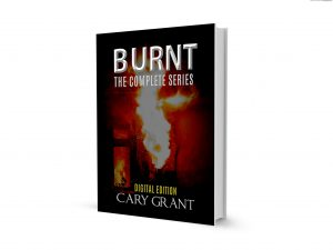 3d Book BURNT - The Complete Series