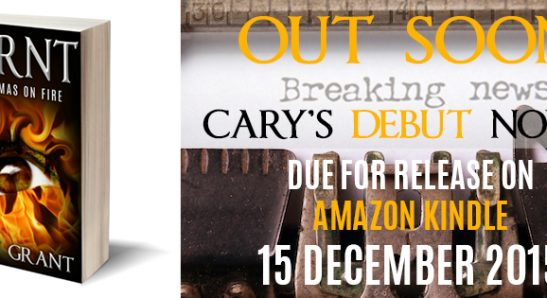 Cary Book Banner