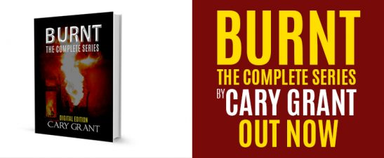 Cary The Complete Series Banner