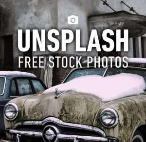 Unsplash Stock Photo's by Crew