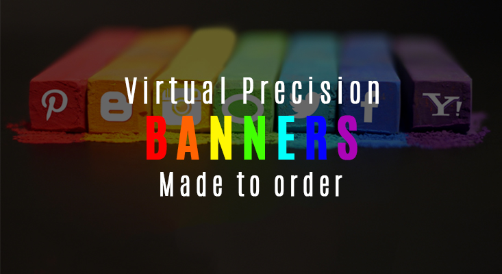 Banner Creation Services Virtual Precision
