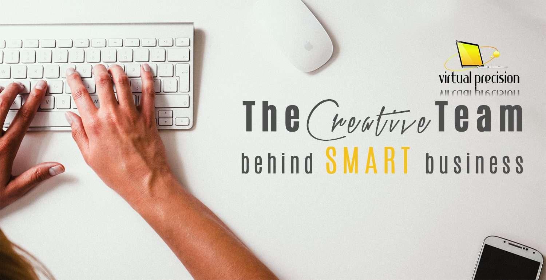 The Creative Team behind Smart Business Virtual Precision
