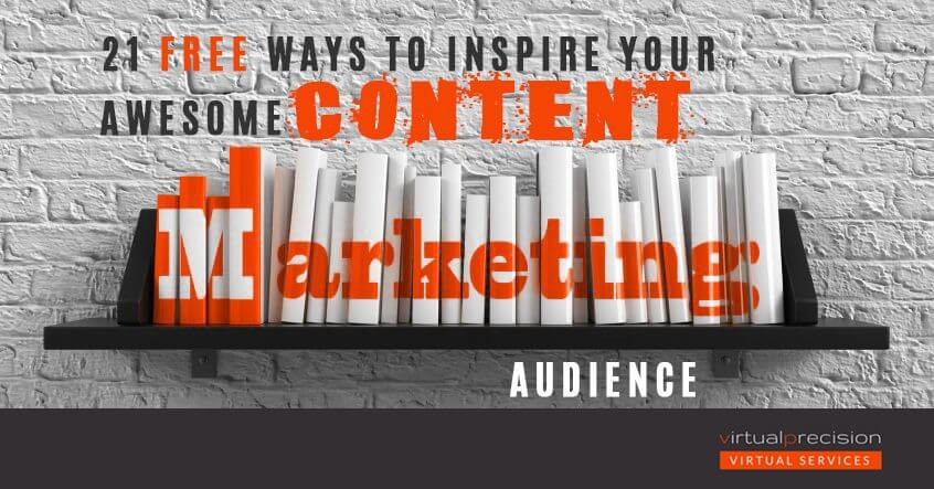 21 FREE ways to Inspire your Awesome Audience