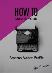 HOW TO Create your Amazon Author Central Profile
