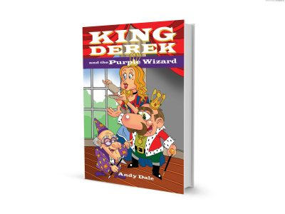 King Derek and the Wonder Wizard Series