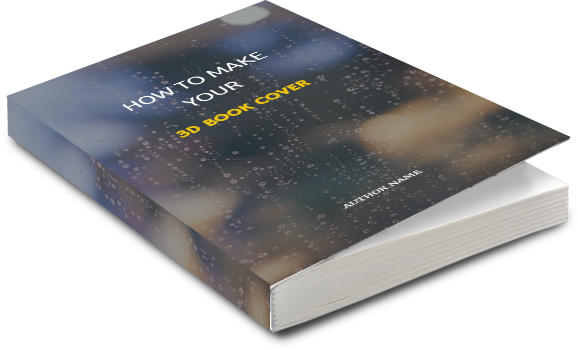Final Pixlr Editor 3D Book Cover