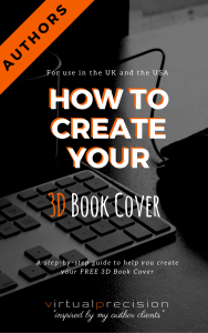 How to Create your 3D Book Cover