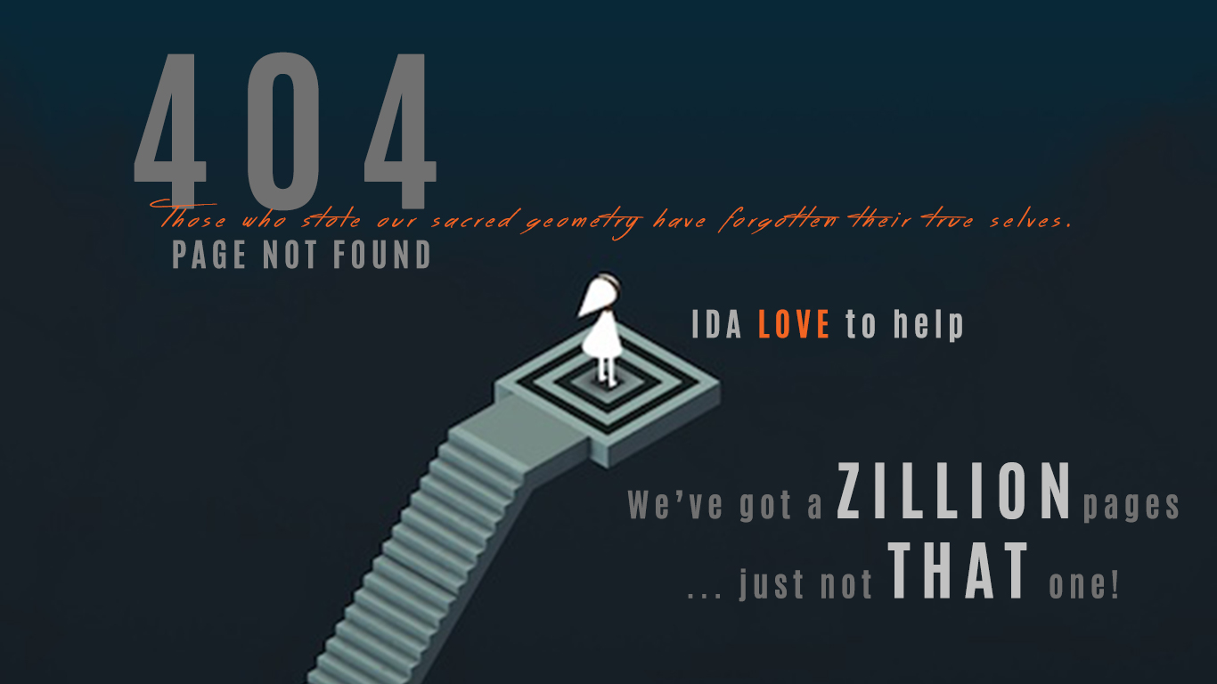 Virtual Precision 404 page