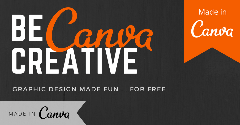 Canva - Catchy Designs made Fun for Free