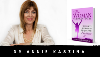 Annie Kaszina - The Woman You Want To Be